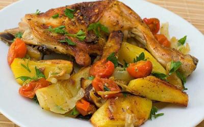 Fethiye Tavuk Yemekleri